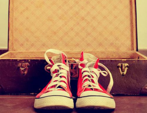 How to Pack Shoes for a Move